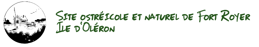 Fort-RoyerOléron - site ostréicole ouvert au public Logo